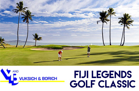 Fiji - Legends Golf Classic 2021